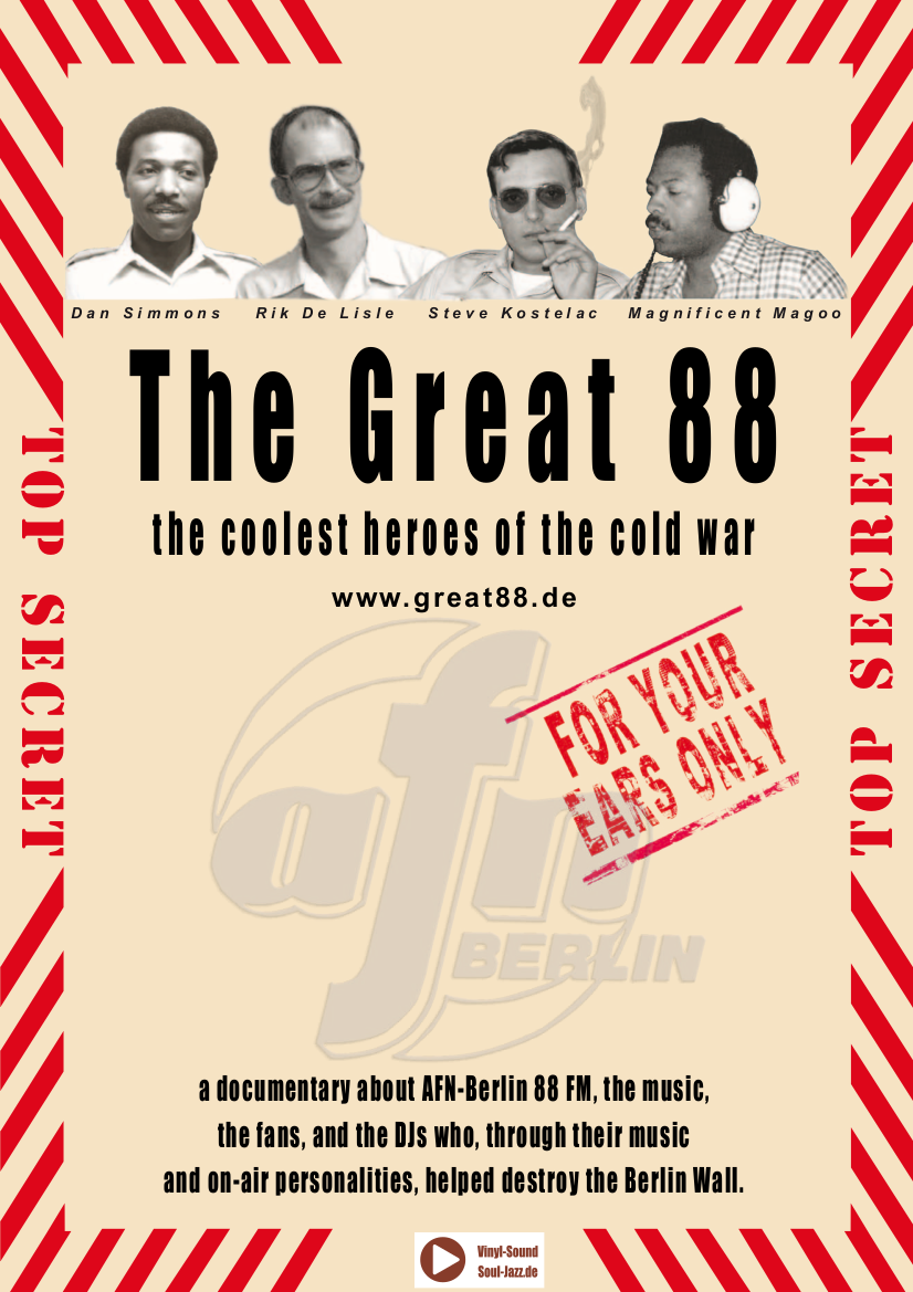 The Great 88 - AFN Berlin